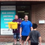 alsbucketchallenge, house cleaning service Markham