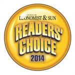 Best Home Cleaning Service Markham Reader's Choice Award